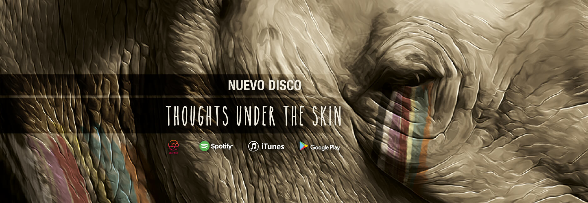 Nou disc Thoughts Under The Skin
